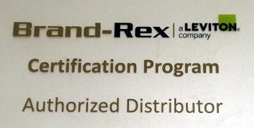 COFITEL es distribuidor autorizado de LEVITON Brand-Rex en España