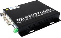 Vidéo HD + DATA sur une seule fibre jusqu´à 20 km