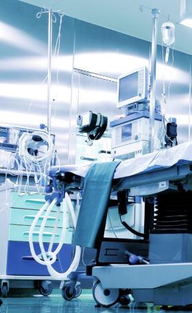 Solutions pour le secteur médical