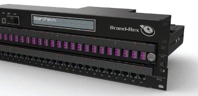 Systèmes de gestion de câblage intelligents